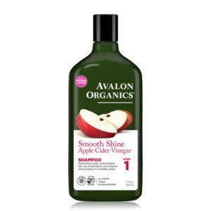 Avalon Organics Smooth Shine Apple Cider Shampoo