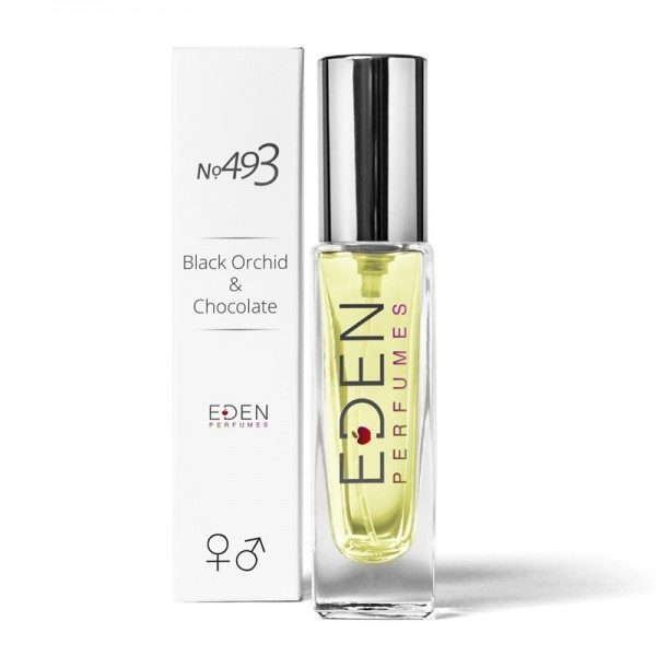 Eden Perfume No.493 Black Orchid & Chocolate