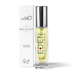 Eden Perfume No.540 Blanc de Soleil
