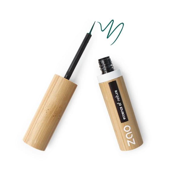 ZAO Bamboo Refillable Liquid Eye Liner