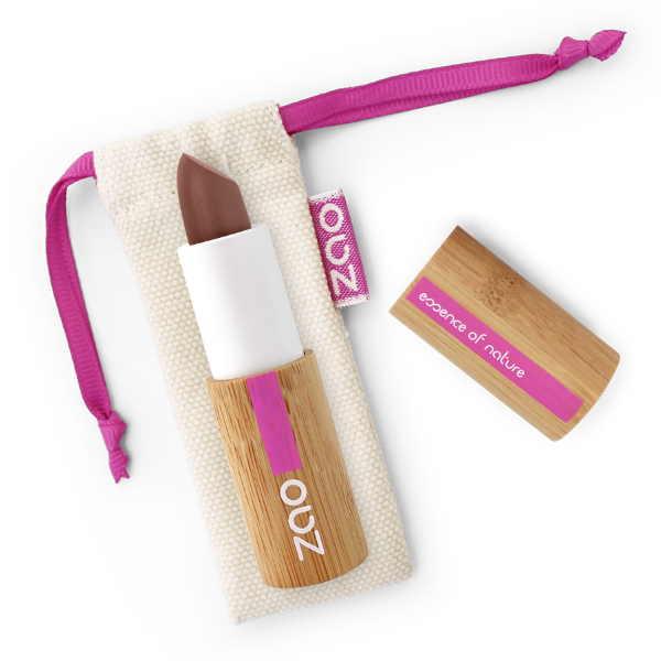 Zao Classic Matt Lipstick Chocolate