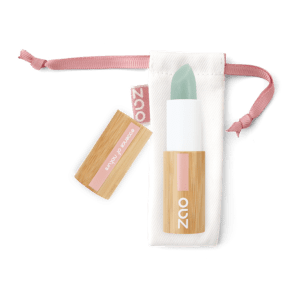 ZAO Bamboo Refillable Lip Scrub Stick
