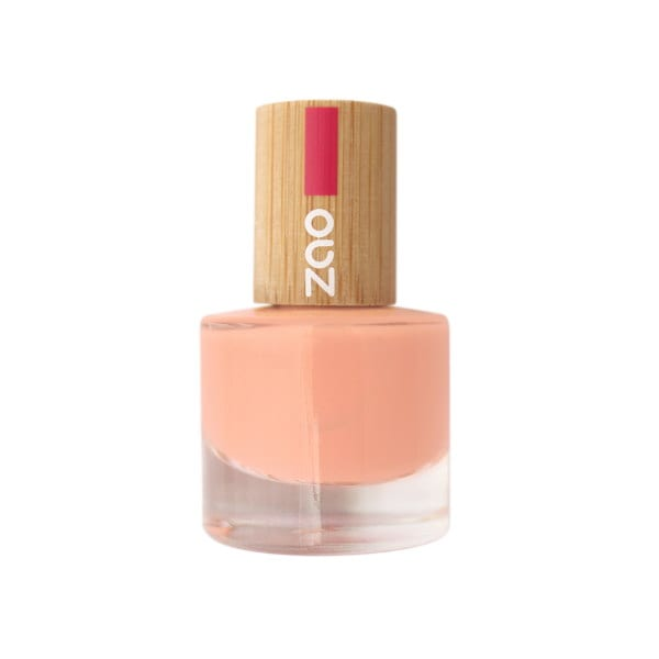 ZAO Peach Fizz Nail Polish