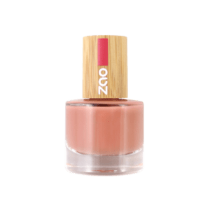 ZAO Bohemian Orange Nail Polish
