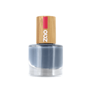 ZAO Blue Grey Nail Polish