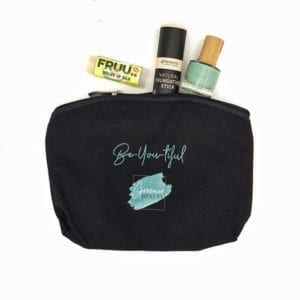 'Be-you-tiful' Makeup Bag