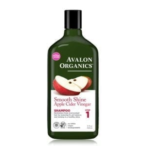 Avalon Organics Smooth Shine Apple Cider Shampoo