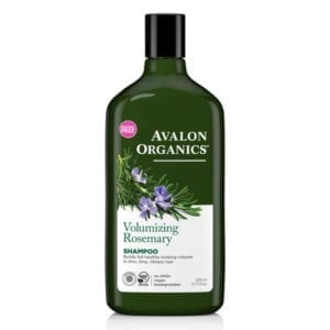 Avalon Organics Volumising Rosemary Shampoo