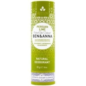 Ben & Anna Persian Lime Natural Deodorant