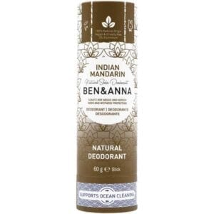 Ben & Anna Indian Mandarin Natural Deodorant