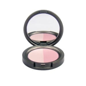 Beauty Without Cruelty Mineral Duo Blusher Pressed Pink Blush
