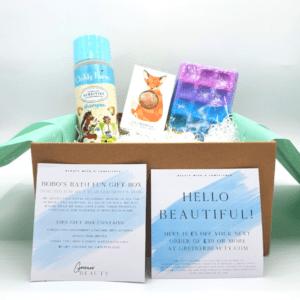 BoBo's Bath Fun Gift Box
