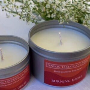 Vegan Pure Burning Desire Candle