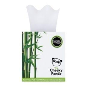 Cheeky Panda Bamboo Facial Tissue