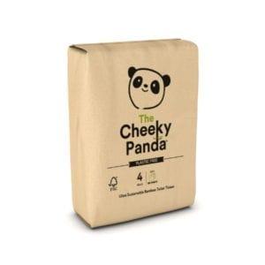 Cheeky Panda Bamboo Toilet Paper
