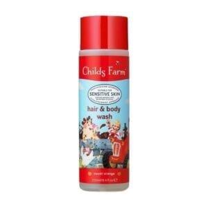 Childs Farm Sweet Orange Hair & Body Wash
