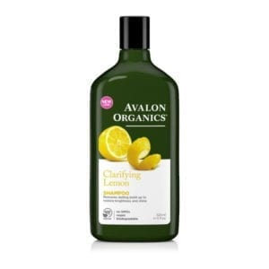 Avalon Organics Clarify Lemon Shampoo