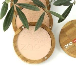ZAO Bamboo Compact powder