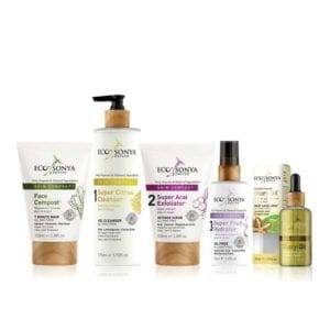 Eco By Sonya Skin Compost 5 Step Skincare Collection