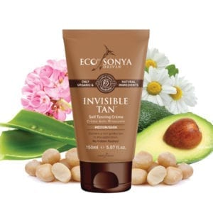 Eco By Sonya Organic Invisible Tan