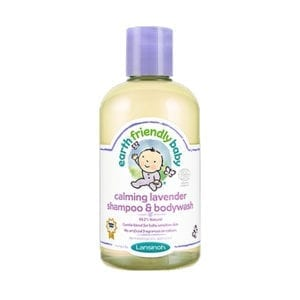 Earth Friendly Baby Lavender Shampoo and Body Wash
