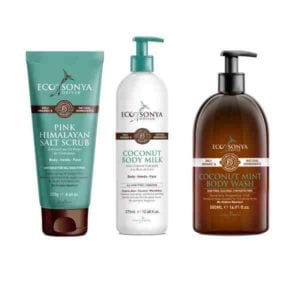 Eco By Sonya Shower Heaven Pack