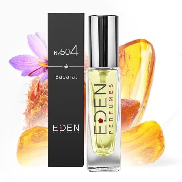 Eden Perfume No.504 Bacarat