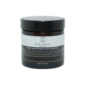 Ethically Organic Pure Unscented Face Soufflé