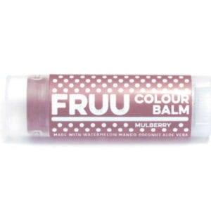 FRUU Mulberry Colour Balm