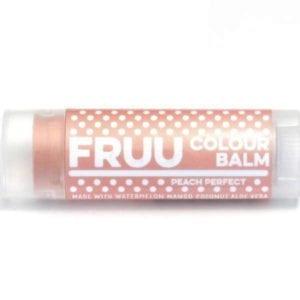 FRUU Peach Perfect Colour Balm