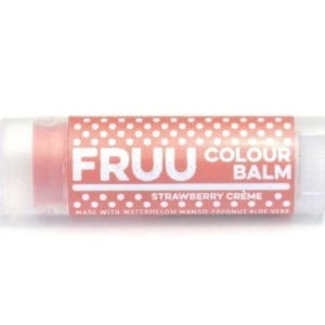 FRUU Colour Balm - Strawberry Creme