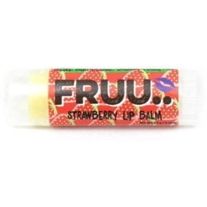 FRUU Strawberry Lip Balm