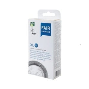 Fair Squared XL Condoms