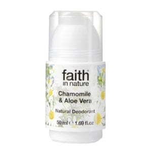 Faith In Nature Chamomile & Aloe Vera Natural Deodorant