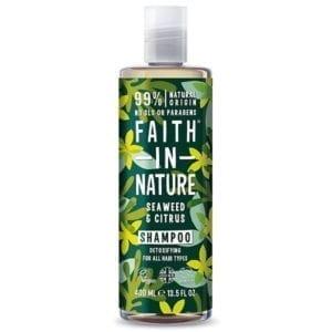 Faith In Nature Seaweed and Citrus Shampoo