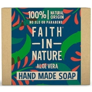Faith In Nature Aloe Vera Soap