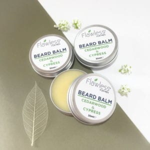 Flawless Cedarwood & Cypress Beard Balm