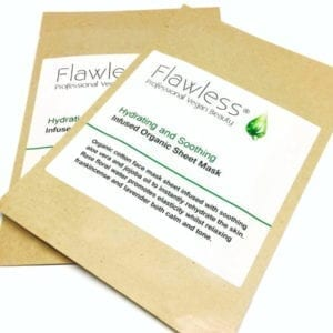 Flawless Hydrating and Soothing Facial Sheet Mask