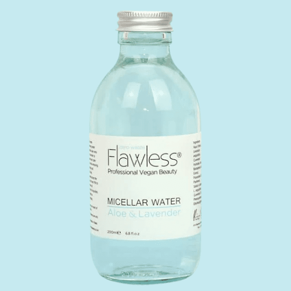 Flawless Micellar Water 200ml - Aloe and Lavender