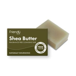Friendly Soap Shea Butter Facial Cleansing Bar