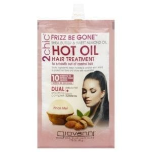 Giovanni 2Chic Frizz be Gone Hot Oil Hair Treatment