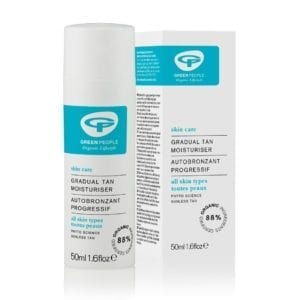 Green People Gradual Tan Moisturiser