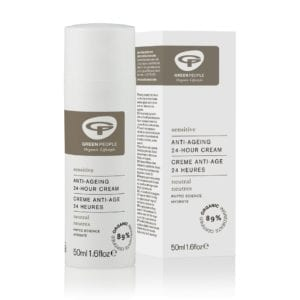 Green People Scent Free Anti-Ageing 24-Hour Cream