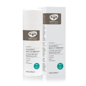 Green People Scent Free Cleanser and Make-Up Remover