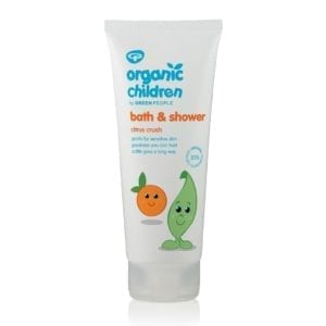 Green People Organic Children Bath and Shower Citrus Crush