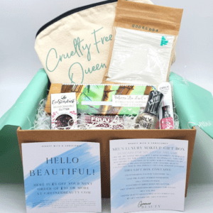 Greener Beauty Mel's Luxury Makeup Gift Box