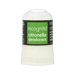 Incognito Natural Citronella Deodorant