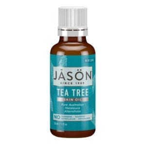 Jason Purifying Organic Tea Tree Oil