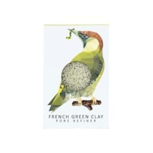 Konjac Sponge Woodpecker Pore Refiner Green Clay