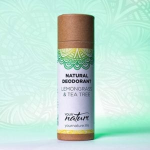 Your Nature Lemongrass & Tea Tree Deodorant